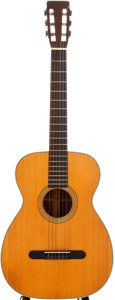 Musical Instruments:Acoustic Guitars, 1957 Martin 00-28G Natural Acoustic Guitar, #154202....