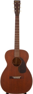 Musical Instruments:Acoustic Guitars, 1955 Martin 0-15 Natural Acoustic Guitar, #143308....