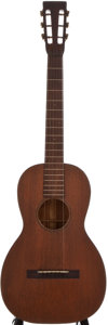 Musical Instruments:Acoustic Guitars, 1927 Martin 217 Natural Acoustic Guitar, #29012....