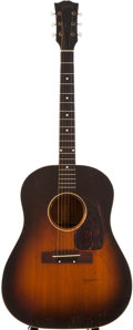 Musical Instruments:Acoustic Guitars, 1951 Gibson J-45 Sunburst Acoustic Guitar, #5245....