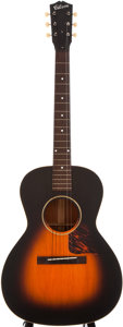 Musical Instruments:Acoustic Guitars, 1936 Gibson L-00 Sunburst Acoustic Guitar, #1377C....