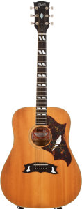 Musical Instruments:Acoustic Guitars, 1970 Gibson Dove Natural Acoustic Guitar, #A500111....