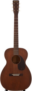 Musical Instruments:Acoustic Guitars, 1956 Martin 0-15 Natural Acoustic Guitar, #150223....