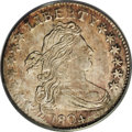 Early Dimes: , 1804 10C 14 Stars on Reverse AU53 PCGS. Ex: Eliasberg. JR-2, R.5.This is the first auction appearance of this example in s...