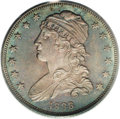 1838 25C PR66 PCGS. Ex: Pittman. B-1, R.8 as a proof. Only two or three proofs are known of the 1838 Capped Bust quarter...