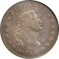 Early Dollars: , 1794 $1 VF35 NGC. B-1, BB-1, R.4. A few individual markers on eachside of this pleasing doll...