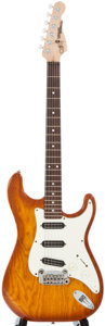 Musical Instruments:Electric Guitars, G & L Legacy Special Sunburst Solid Body Electric Guitar,Serial Number #0040046....