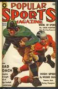 Pulps:Miscellaneous, Popular Sports Magazine February-November 1940 Bound Volume (Better Publications, 1940)....