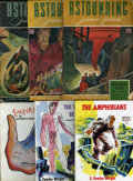 Pulps:Science Fiction, Astounding Stories/Galaxy Science Fiction Group (Street &Smith, 1943-52).... (Total: 11 Items)