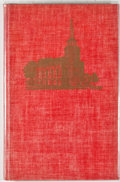 Books:First Editions, J. A. R. Moseley. The Presbyterian Church in Jefferson.Austin: Texas State Historical Association, 1946. First edit...