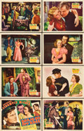 """Movie Posters:Comedy, Banjo on My Knee (20th Century Fox, 1936). Lobby Card Set of 8 (11""""X 14"""").. ... (Total: 8 Items)"""