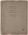 Books:Signed Editions, David Belasco [producer]. Sacha Guitry. INSCRIBED BY BELASCO. Deburau, Produced by David Belasco. New York: Belasco,...
