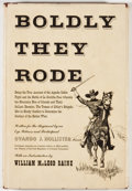 Books:First Editions, Ovando J. Hollister. Boldly They Rode: A History of the FirstColorado Regiment of Volunteers. Lakewood: Golden ...