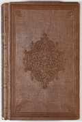 Books:Biography & Memoir, Henry Morley. Palissy the Porter. The Life of Bernard Palissy,of Saintes. Boston: Ticknor, Reed, and Fields, 1853. ...(Total: 2 Items)