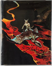 Robert E. Howard. LIMITED. Night Images. Leawood: Morning Star Press, [1976]. First