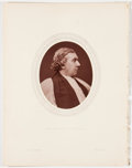 Antiques:Posters & Prints, Lot of 7 Antique Photographic Portraits of English Men of Mark. From Men of Mark: A Gallery of Contemporary Portraits of M...