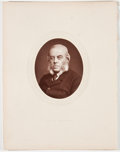 Antiques:Posters & Prints, Lot of 7 Antique Photographic Portraits of Eminent 19th CenturyEnglishmen. From Men of Mark: A Gallery of ContemporaryPo...