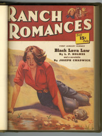 Ranch Romances Bound Volumes (William M. Clayton, 1950-56).... (Total: 17 Items)