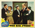 "Movie Posters:Comedy, The Big Store (MGM, 1941). Lobby Card (11"" X 14"").. ..."