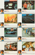 "Movie Posters:Sports, Le Mans (National General, 1971). Lobby Card Set of 8 (11"" X 14"").. ... (Total: 8 Items)"