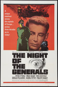 "Movie Posters:Mystery, The Night of the Generals (Columbia, 1967). One Sheet (27"" X 41"")Style A. Mystery.. ..."