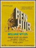 "Movie Posters:Academy Award Winners, Ben-Hur (MGM, 1959). Argentinean Poster (21.75"" X 29""). AcademyAward Winners.. ..."