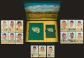 Baseball Collectibles:Others, 1989 Perez-Steele Celebration Set Signed by 15. ...