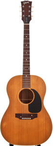 Musical Instruments:Acoustic Guitars, 1970 Gibson B-25 Natural Acoustic Guitar, #907412....