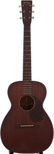 Musical Instruments:Acoustic Guitars, 1935 Martin 0-17 Natural Acoustic Guitar, #61860....