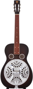 Musical Instruments:Resonator Guitars, 1929 Dobro 56 Tobacco Burst Resonator Guitar, #1228....