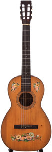 Musical Instruments:Acoustic Guitars, 1888 Martin 121 Natural Acoustic Guitar, #N/A....