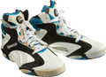Basketball Collectibles:Others, Early 1990's Shaquille O'Neal Reebok Pump Promotional Shoes....