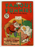 Platinum Age (1897-1937):Miscellaneous, Famous Funnies #29 (Eastern Color, 1936) Condition: VG....