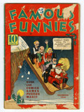 Platinum Age (1897-1937):Miscellaneous, Famous Funnies #5 (Eastern Color, 1934) Condition: FR....