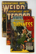 Golden Age (1938-1955):Horror, Comic Books - Assorted Golden Age Comics Group (Various,1940s-'50s) Condition: Average FR.... (Total: 27 Comic Books)