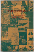 Books:Science Fiction & Fantasy, [JERRY WEIST COLLECTION]. Daniel J. H. Levack [editor]. SIGNED/LIMITED. Amber Dreams: A Roger Zelazny Bibliography....