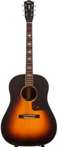 Musical Instruments:Acoustic Guitars, 1938 Gibson Advanced Jumbo Sunburst Acoustic Guitar, #N/A....