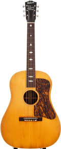 Musical Instruments:Acoustic Guitars, 1935 Gibson Roy Smeck Radio Grande Natural Acoustic Guitar, #991....