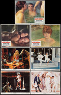 """Movie Posters:Comedy, Myra Breckinridge and Other Lot (20th Century Fox, 1970). Lobby Cards (7) (11"""" X 14""""). Comedy.. ... (Total: 7 Items)"""