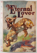 Books:Science Fiction & Fantasy, [JERRY WEIST COLLECTION]. Edgar Rice Burroughs. The Eternal Lover. London: Methuen, [1935]. Third edition. Octavo. 2...