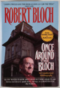 Books:Horror & Supernatural, [JERRY WEIST COLLECTION]. Robert Bloch. SIGNED BOOKPLATE. OnceAround the Bloch. New York: TOR, [1993]. First ed...