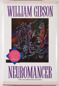 Books:Science Fiction & Fantasy, [JERRY WEIST COLLECTION]. William Gibson. SIGNED. Neuromancer. New York: Ace Books, [1994]. First Ace hardcover ...