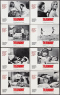 "Movie Posters:Sexploitation, The Runaway (Group 1, 1972). Lobby Card Set of 8 (11"" X 14"").Sexploitation.. ... (Total: 8 Items)"