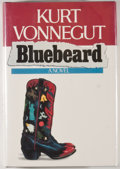 Books:First Editions, Kurt Vonnegut. Bluebeard. New York: Delacorte Press, [1987].First edition, first printing. Octavo. 300 pages. P...