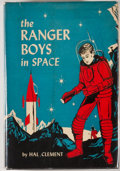 Books:Science Fiction & Fantasy, Hal Clement. The Ranger Boys In Space. Boston: Page, [1956]. First edition, first printing. Octavo. 257 pages. P...