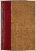 Books:Science & Technology, Charles Darwin. The Origin of Species. Volume I. New York: Books, [n. d.]. Art-type edition. Octavo. 238 pages. ...