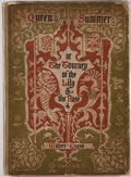 Books:Children's Books, Walter Crane. Queen Summer or the Tourney of the Lily & theRose. London: Cassell & Co., 1891. First edition. Il...