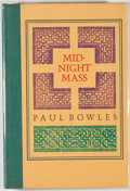 Books:Signed Editions, Paul Bowles. SIGNED/LIMITED. Midnight Mass. Santa Barbara: Black Sparrow, 1981. First edition, limited to 350 numb...