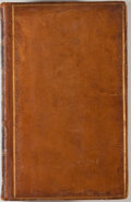 Books:Fine Bindings & Library Sets, John Milton. The Poetical Works of John Milton. London: J.Johnson, et al., 1809. Second edition. Seven octavo volum...(Total: 7 Items)