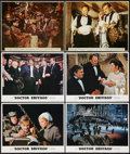 """Movie Posters:Drama, Doctor Zhivago (MGM, 1965 & R-1972). Deluxe Lobby Cards (2) and Lobby Cards (4) (11"""" X 14""""). Drama.. ... (Total: 6 Items)"""